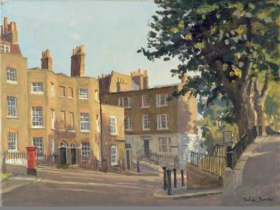 Holly Hill, Hampstead-Julian Barrow-Giclee Print