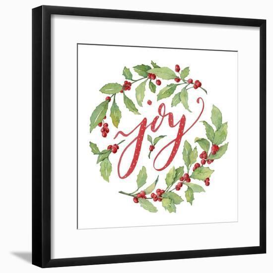 Holly Joy-Yachal Design-Framed Giclee Print