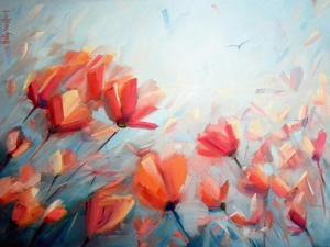 Dreaming in Full Color by Holly Van Hart