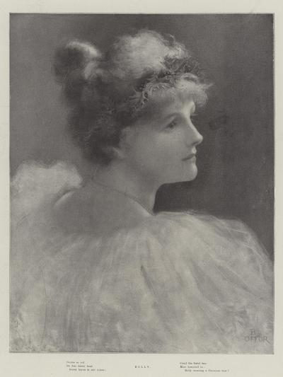 Holly--Giclee Print