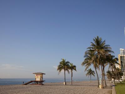Hollywood Beach, Florida, USA-Angelo Cavalli-Photographic Print