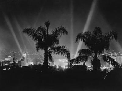 Hollywood, California, Circa Late 1930s