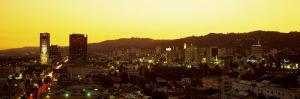 Hollywood Hills, Hollywood, California, USA