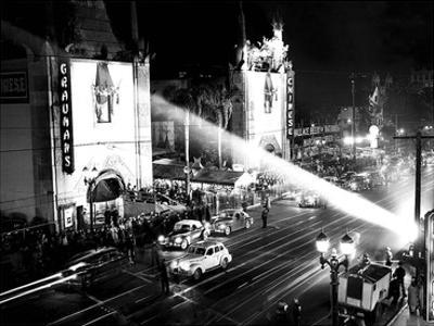 Grauman's Chinese Theatre Hollywood Blvd. 1944