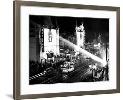 Grauman's Chinese Theatre Hollywood Blvd. 1944
