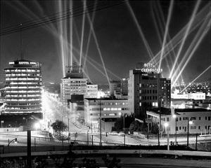 Hollywood Premiere of the Cinerama Dome 1963 by Hollywood Historic Photos