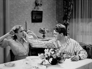 James Cagney & Mae Clark 'Public Enemy' 1931 by Hollywood Historic Photos