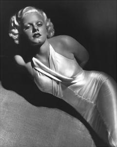 Jean Harlow 1931 by Hollywood Historic Photos