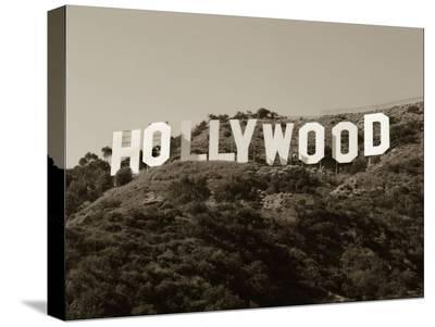 Hollywood Sign I-Dale MacMillan-Stretched Canvas Print
