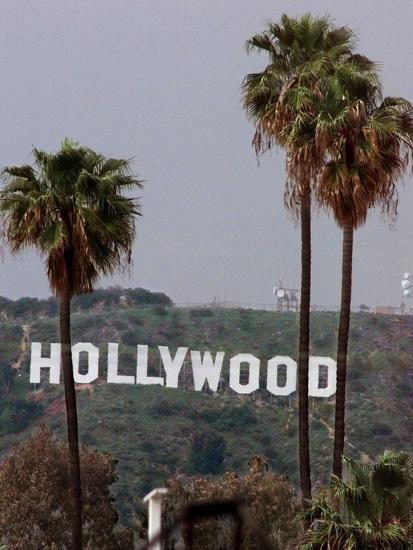 Hollywood Sign-Mark J. Terrill-Photographic Print