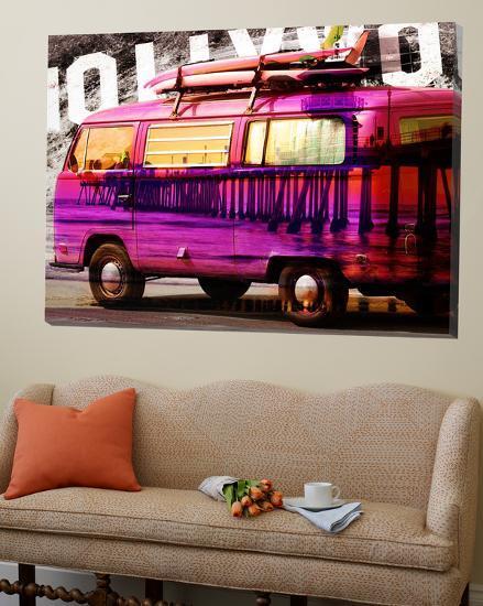 Hollywood Van-GI ArtLab-Loft Art