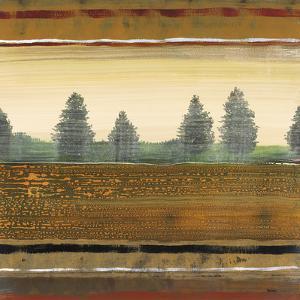 Treescape I by Holman