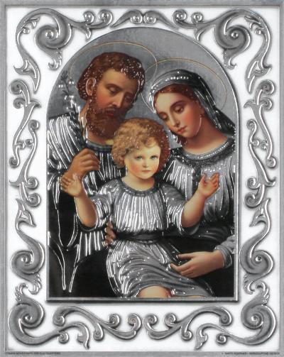Holy Character III--Art Print