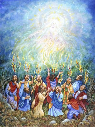 Holy Ghost-Bill Bell-Giclee Print
