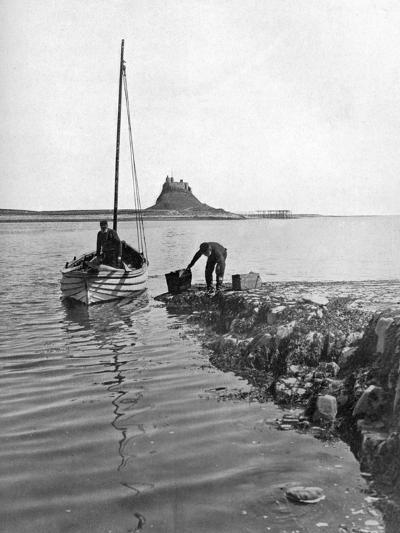 Holy Island, Northumberland, 1924-1926-Alfred Hind Robinson-Giclee Print