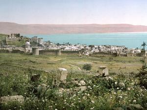 Holy Land: Tiberias