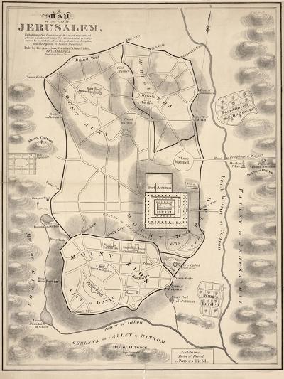 Holy Land V--Giclee Print