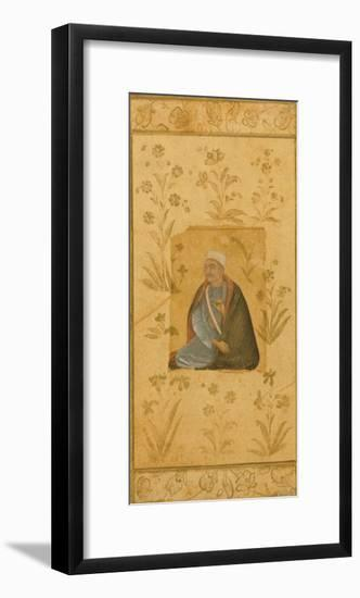 Holy Man--Framed Art Print