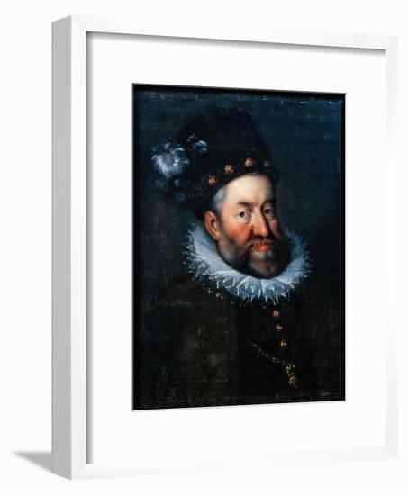 Holy Roman Emperor Rudolf II, c.1600-Unknown Artist-Framed Giclee Print