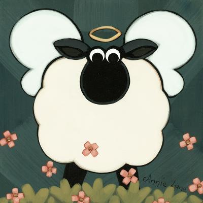 Holy Sheep-Annie Lane-Giclee Print