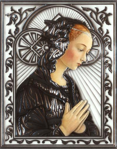 Holy Subject II--Art Print