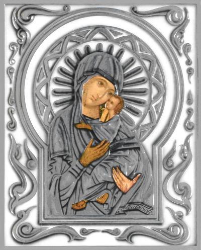 Holy Subject IV--Art Print