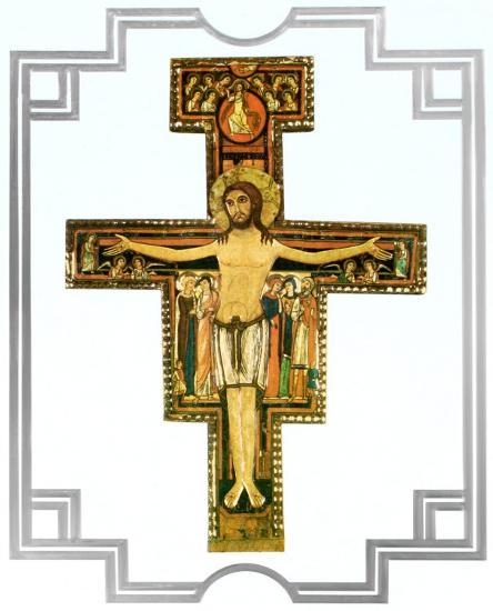 Holy Subject VI--Art Print