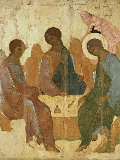 Holy Trinity-Andrei Rublev-Photographic Print