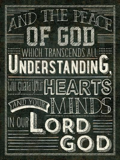 Holy Words II-Pela Design-Art Print