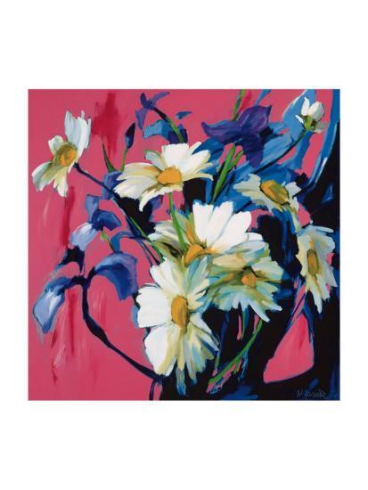 Homage to Chloris-Madeleine Lemaire-Art Print