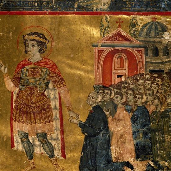 Homage to San Teodoro--Giclee Print