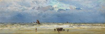Home Again, c.1880-William Lionel Wyllie-Giclee Print