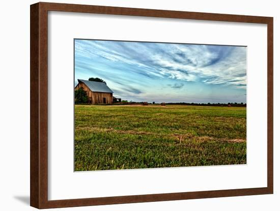 Home Again-Robert Jones-Framed Photographic Print