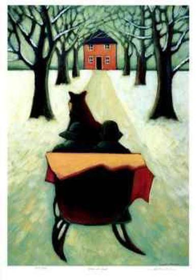 Home at Last-Carol Ann Shelton-Collectable Print