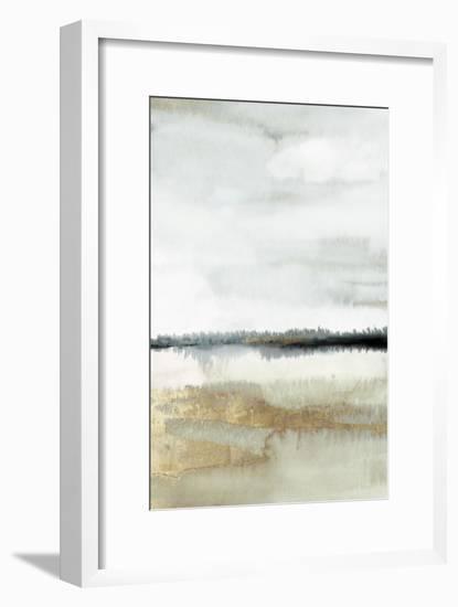 Home Before Dark I-PI Studio-Framed Art Print