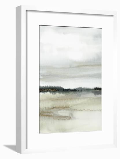 Home Before Dark II-PI Studio-Framed Art Print