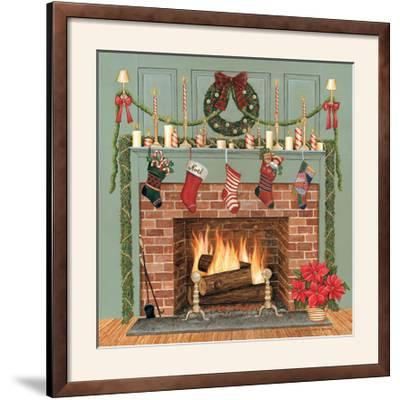Home for the Holidays I-David Carter Brown-Framed Photographic Print