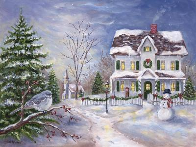 Home for the Holidays-Todd Williams-Art Print
