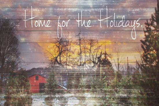 Home for the Holidays-Kelly Poynter-Art Print