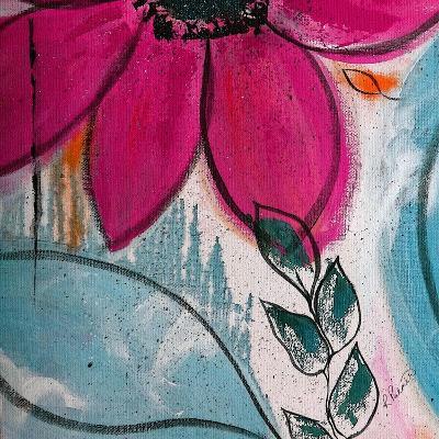 Home Grown One-Ruth Palmer-Art Print