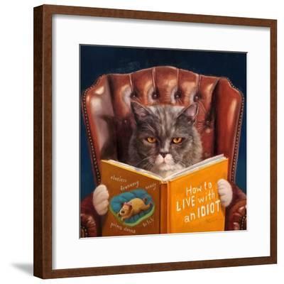 Home Improvement-Lucia Heffernan-Framed Premium Giclee Print