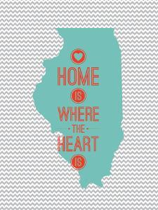 Home Is Where The Heart Is - Illinois