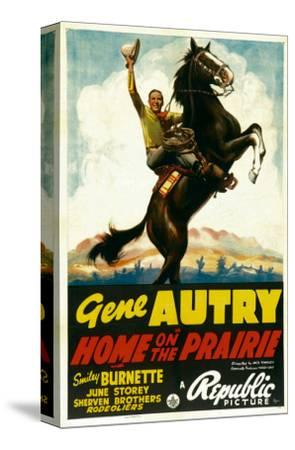 Home on the Prairie, Gene Autry, 1939