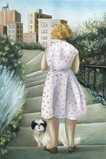 Home, Study-Caroline Jennings-Giclee Print
