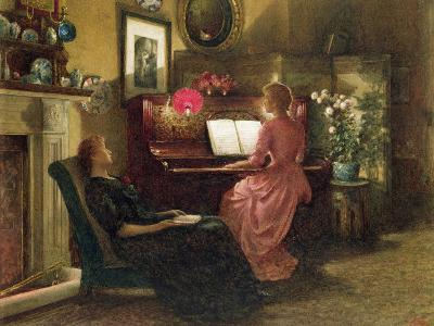 Home Sweet Home, 1887-Henry Dunkin Shepard-Giclee Print