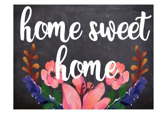 Home Sweet Home-Jelena Matic-Art Print