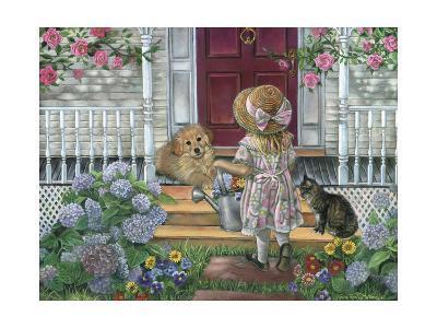 Home Sweet Home-Tricia Reilly-Matthews-Giclee Print