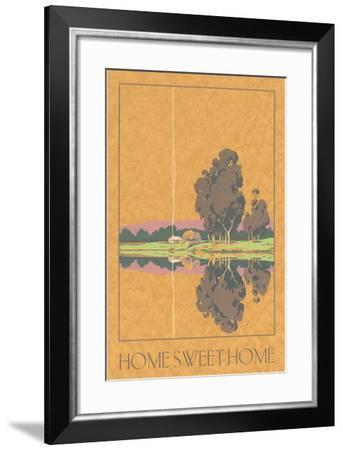 Home Sweet Home-Found Image Holdings Inc-Framed Photographic Print