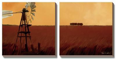 Homeland II-Tandi Venter-Canvas Art Set