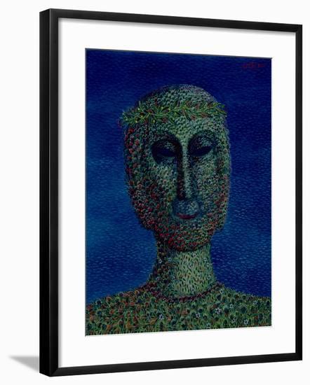 Homer, 1992-Tamas Galambos-Framed Giclee Print